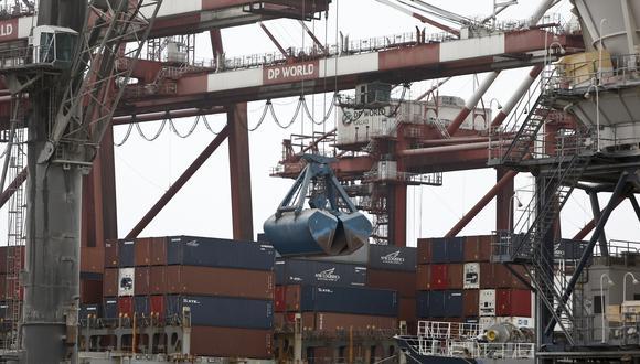 El volumen de exportación total aumentó en 0.3% en febrero. (Foto: GEC)