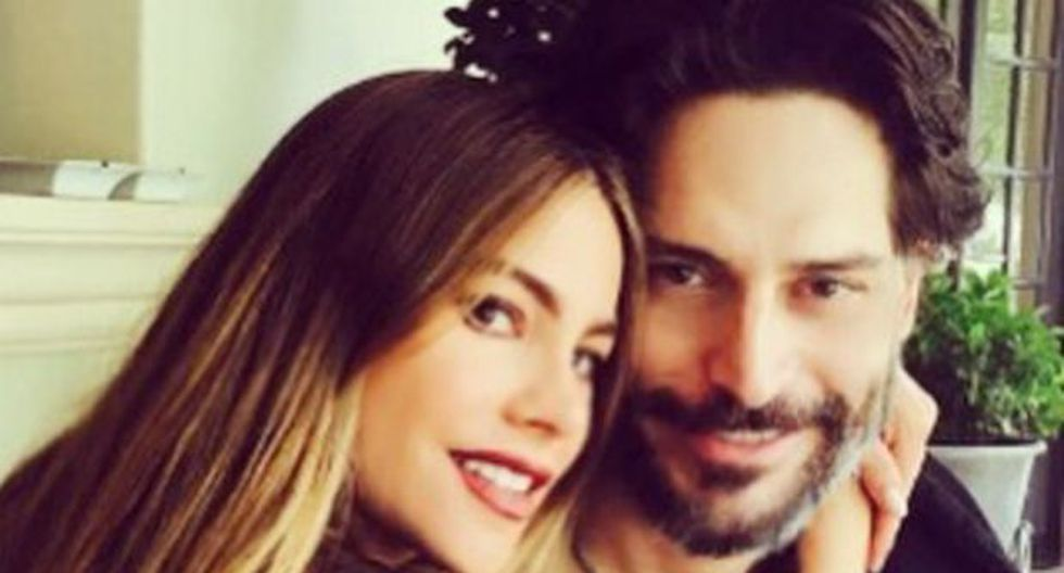 Sofía Vergara celebró aniversario con Joe Manganiello
