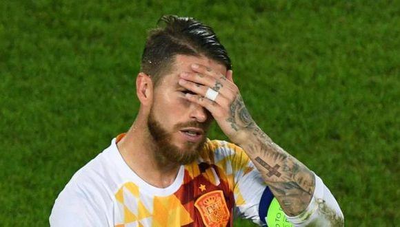 "Ramos tras derrota ante Croacia: ""Fue un partido un poco raro"""