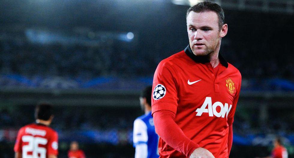 Wayne Rooney cumple una década en el Manchester United - 12