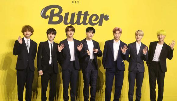 Los integrantes de la agrupación BTS saben invertir su dinero (Foto: AFP)