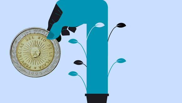 Argentina tiene la más alta tasa de cobertura en la región, pero su gasto de prestación crece y maneja un déficit de 33% anual. (Ilustración: Jean Izquierdo)
