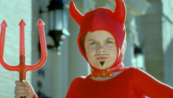 "Michael Oliver como Junior, la adorable criatura y niño problema que le da nombre a la película ""Problem Child"". (Foto: Universal Pictures)"