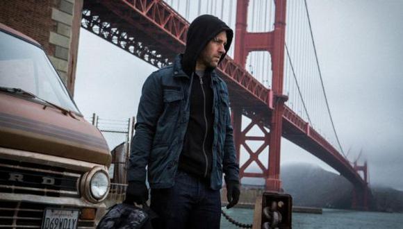 Marvel reveló la primera imagen de Paul Rudd como Ant-Man