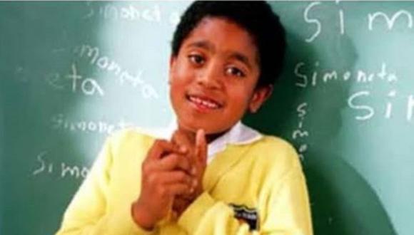 Angel Bueno era uno de los estudiantes del segundo grado de la escuela Patria Unida (Foto: Televisa)