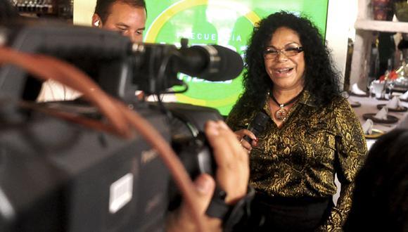 Eva Ayllón: descartan mal cardíaco en la cantante