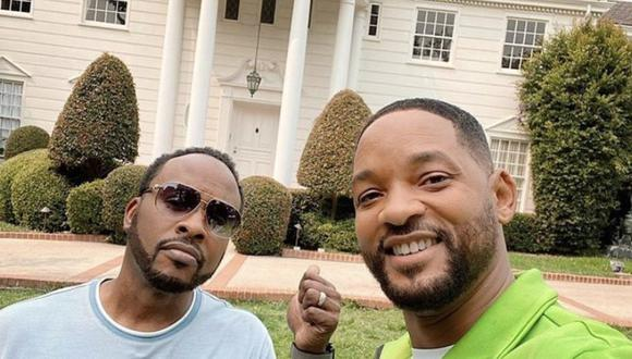 """La mansión de """"El príncipe del rap"""" se rentará a 30 dólares la noche. (Foto: @willsmith)"""
