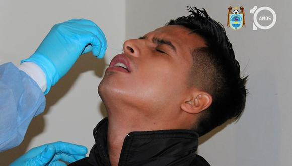 Ocho jugadores de Binacional tuvieron resultados positivos en las pruebas de coronavirus poco antes de la reanudación de la Liga 1. (Foto: Deportivo Binacional)
