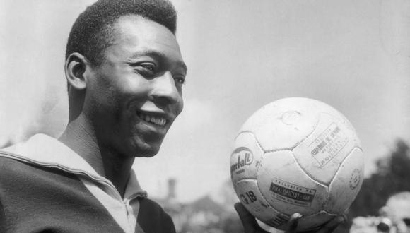 Pelé, considerado por muchos el mejor futbolista de la historia, tendrá su propio documental en Netflix. (Foto: Archivo)
