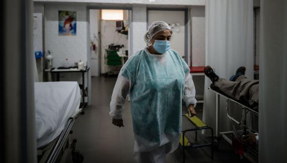 Coronavirus en Argentina | Últimas noticias | Último minuto: reporte de infectados y muertos hoy, viernes 21 de mayo del 2021 | Covid-19 | (Foto: EFE/Juan Ignacio Roncoroni).