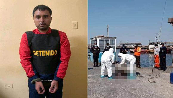 Juan Carlos Ponce Esquivel, enamorado de la víctima, tiene orden de detención preliminar por el presunto delito de feminicidio. Este sujeto es el principal sospechoso del crimen. (Cortesía PNP)