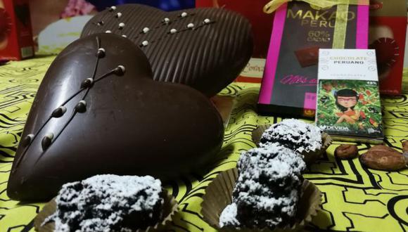 El verdadero chocolate es un regalo nutritivo y beneficioso para la mamá, al prevenir males al corazón, ser una fuente rica de antioxidantes e incrementar la hormona de la felicidad (serotonina). (Devida)