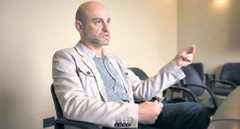 Andres Badra, ex CEO de Latina. (Foto: Archivo)