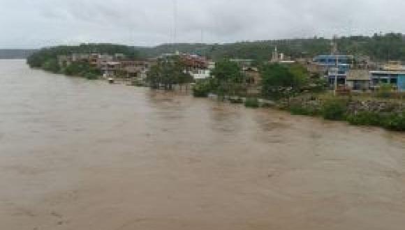 El Senamhi advierte asimismo peligro de inundación en las partes bajas, que provocaría inundaciones en las provincias de Alto Amazonas, específicamente en Yurimaguas, Lagunas y Santa Cruz (Foto: archivo)