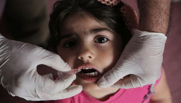 OMS decreta emergencia sanitaria por aumento de casos de polio