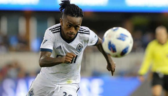 Yordy Reyna pertenece al Vancouver Whitecaps, de la MLS. (Foto: AFP)