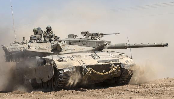 Ejército de Israel activa alerta ante posible ataque de Irán desde Siria. (AFP).