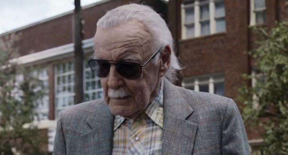 """A los 95 años años de edad, el co-creador del Universo Marvel Stan Lee dejó de existir. Su última aparición en el cine fue en un pequeño cameo en la película """"Ant-Man and the Wasp"""". (Foto: Captura de YouTube)"""