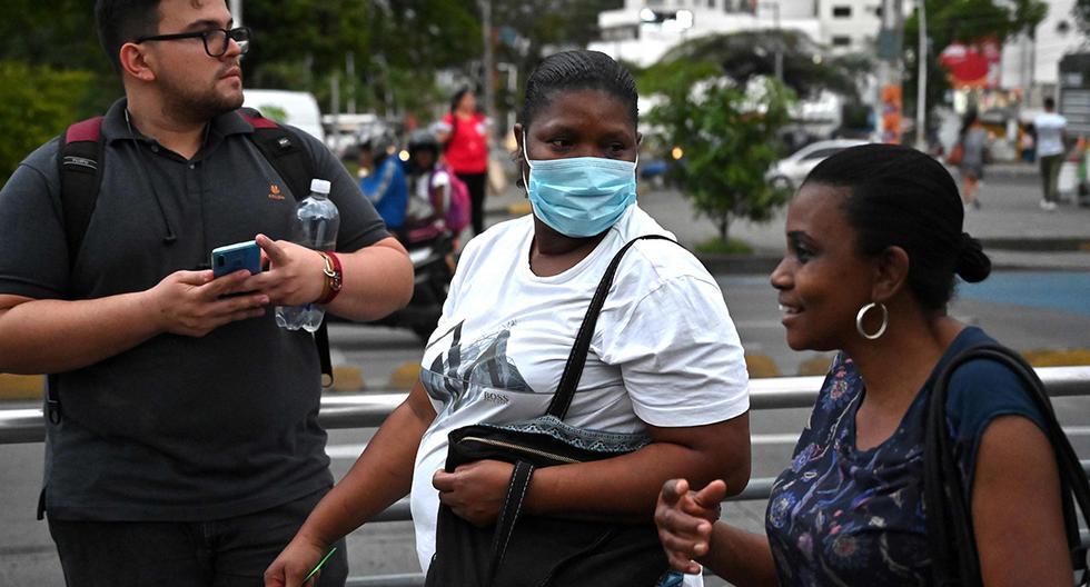 Las autoridades de Ecuador confirmaron el último viernes un segundo foco de coronavirus. (Foto: AFP/Referencial)