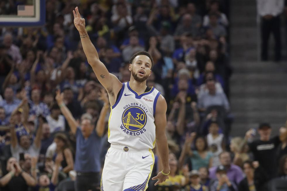1° Stephen Curry US$ 40.231.758 | Foto: AP