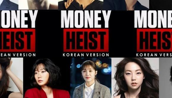 La versión coreana de 'La Casa de Papel' ha creado expectativa. (Foto: Netflix)