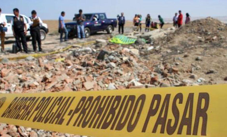 La Esperanza es el distrito con el mayor número de homicidios entre enero y agosto de este año. Cuenta con 13 casos de un total de 60 reportados en Trujillo (Foto: referencial)