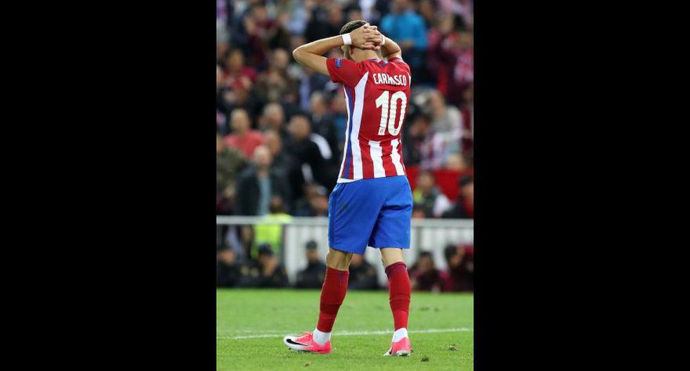 Atlético: la tristeza y frustración del equipo de Simeone - 10