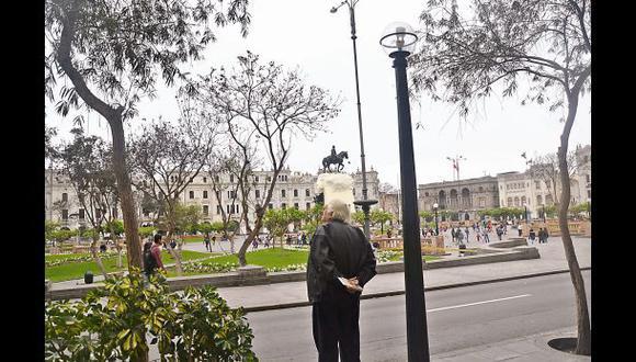 Lima con los ojos de Reynoso