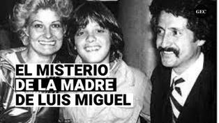 Madre de Luis Miguel: ¿Qué misterios rondan entorno a la desaparición de Marcela Basteri?