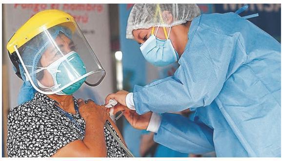 Presidente Sagasti afirmó que gobierno de transición y emergencia cuenta con más de 60 millones de dosis de vacunas aseguradas para el presente año. (Foto: Referencial / Minsa)