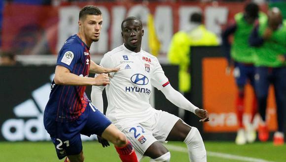 El Lyon niega acuerdo con Real Madrid por Ferland Mendy. (Foto: Reuters)