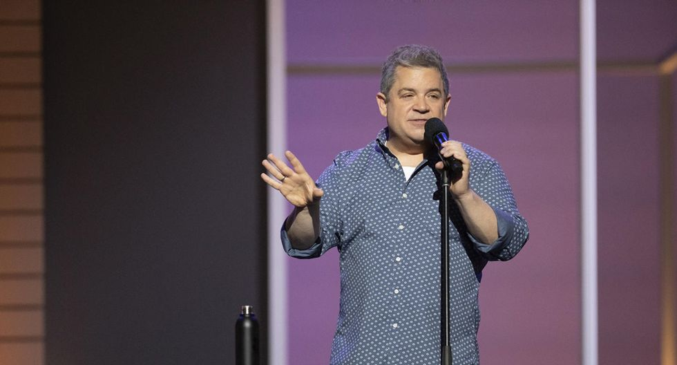 """Patton Oswalt: I love everything"" - 19/05. (Foto: Netflix)"