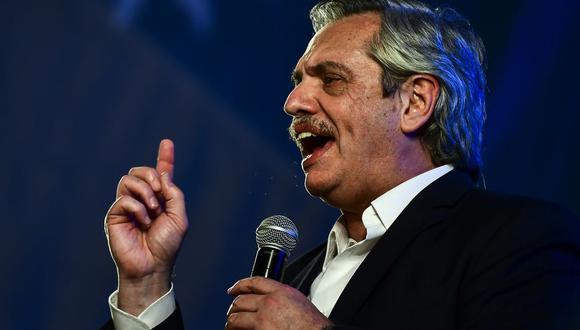 Fernández se encuentra de gira por Europa. (Foto: Reuters)