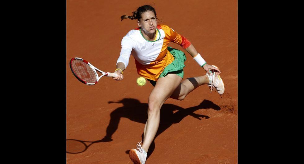 Petkovic y Halep, las sorpresas femeninas de Roland Garros - 3