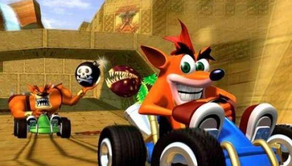 En esta nota podrás conocer todos los trucos de uno de los éxitos de PlayStation, Crash Team Racing. | Naughty Dog