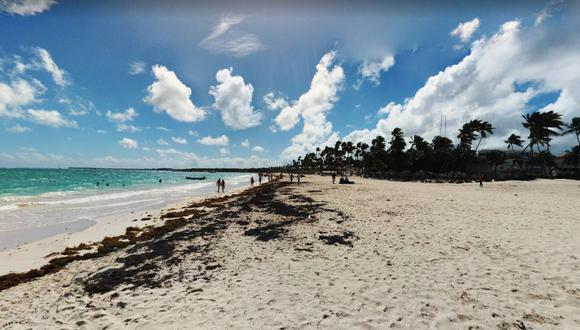 Playa Los Corales, Punta Cana.