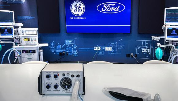 Para el próximo 4 de julio, Ford habrá producido 50 mil unidades de ventiladores en territorio norteamericano. (Fotos: Ford).