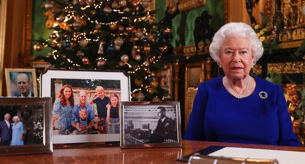 La reina habló un poco sobre el Brexit que se dará en enero. (Foto: @theroyalfamily)