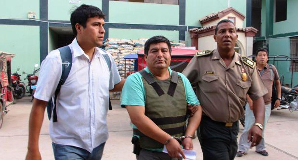 Chiclayo: detienen a ex alcalde por presunto asesinato
