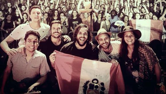 We The Lion en España. (Foto: Difusión)