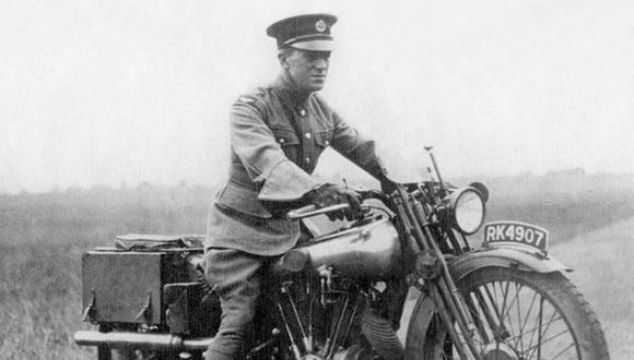 Poetas en motocicletas