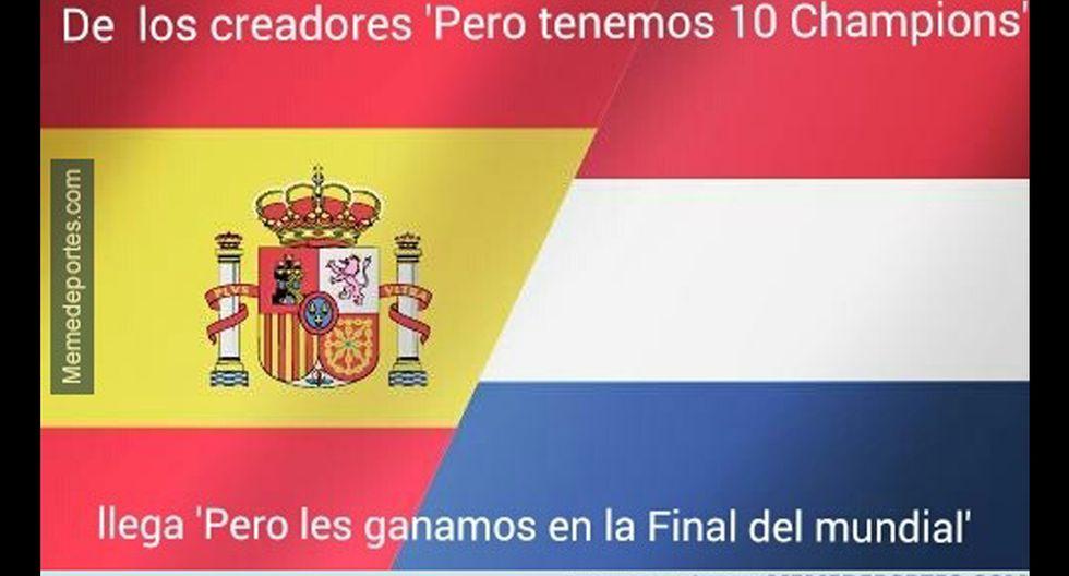 Los memes sobre España tras derrota en amistoso ante Holanda - 17