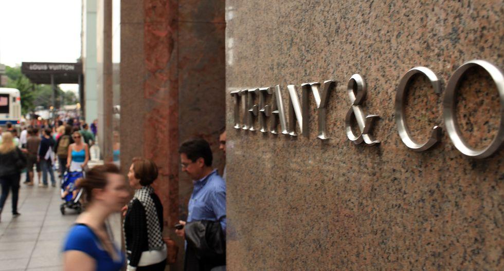 Gracias a Tiffany, LVMH podrá competir mejor en el sector de alta gama, el único del lujo en el que no era número uno. (Foto: AFP)