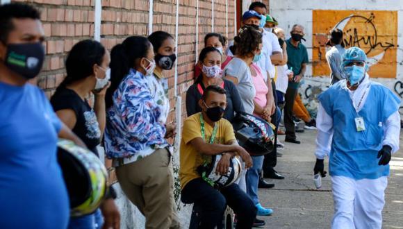 Coronavirus en Colombia | Últimas noticias | Último minuto: reporte de infectados y muertos hoy, lunes 28 de diciembre del 2020 | Covid-19 | AFP / Schneyder MENDOZA