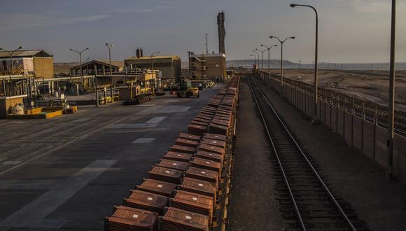 Los precios del cobre se han mantenido en un rango limitado desde sus máximos de dos años de mediados de julio. (Foto: Bloomberg)