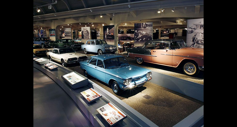 4. Museo Henry Ford.