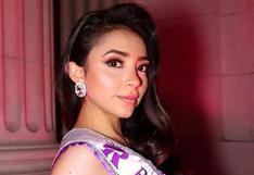 Kelly Medina competirá con 30 candidatas por la corona del Miss Teen World