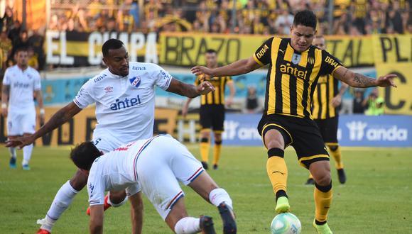 El Campeonato Uruguayo 2020 fue suspendido el viernes 13 de marzo. (Foto: AFP)