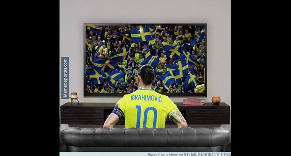 Facebook: Inglaterra vs. Suecia EN VIVO y los memes del partido de cuartos de final.