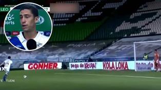 Santiago Ormeño anota otro gol y habla sobre posible convocatoria a la selección peruana